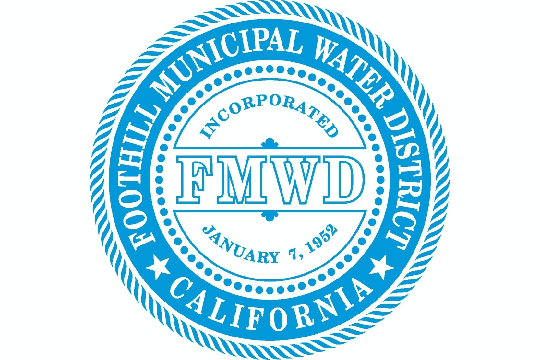 logo for Foothill Municipal Water District